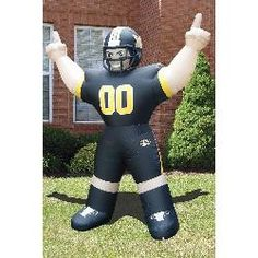 Inflatable Images Missouri Tigers