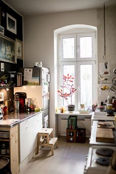Home Lovers Home Decor Ideas For All You Lovely People Home Accents Bohemian Style Homes Vintage Light and Airy Design Apartment Style Book Küchen Design, House Design, Interior Design, Interior Ideas, Interior Colors, Interior Plants, Interior Lighting, Industrial Style Kitchen, Vintage Industrial