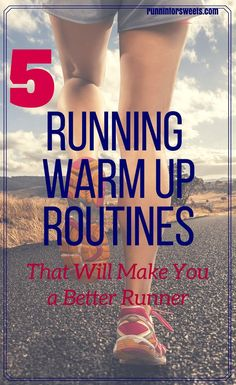 These 5 awesome running warm up routines will help you stay injury free this training season. These warm up exercises for runners incorporate dynamic stretching and quick exercises for the ultimate 5 minute pre run warm up. Pre Run Stretches, Stretches Before Running, Stretches For Runners, Running Warm Up, How To Start Running, How To Run Faster, How To Run Longer, Running Routine, Running Workouts