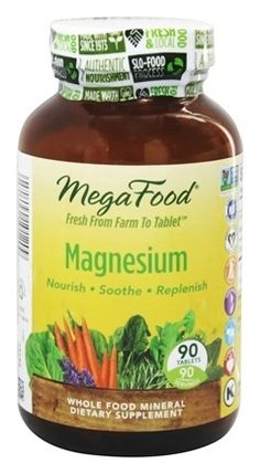 Save on DailyFoods Magnesium Fast-Acting & Bioavailable Form by MegaFood and other Magnesium and Non-GMO remedies  at Lucky Vitamin. Shop online for Vitamins & Minerals, MegaFood items, health and wellness products at discount prices.