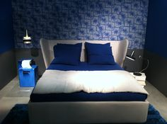 Bergere bedroom – Letti by Paola Navone, launched by Gervasoni.