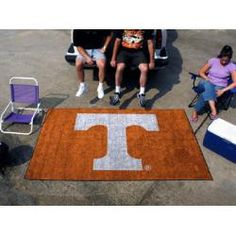 "Tennessee Volunteers Tailgating Ulti-Mat 60""x96"""