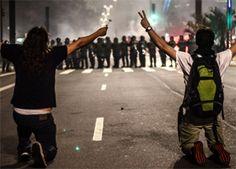 Protesto de baderneiros, em SP, abandona a politicagem diante da evidente ligação com partidos