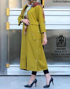 Niqab Fashion, Muslim Fashion, Fashion Dresses, Iranian Women Fashion, Womens Fashion, Abaya Designs, Designs For Dresses, Fashion Sewing, Blouse Styles
