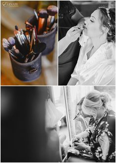 Denver, CO Wedding | Katie wearing Martina Liana from The Bridal Collection