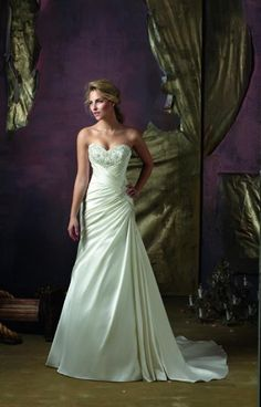 Fiancee The largest bridal emporium in the mid-west. Thousands of in-stock bridal,prom and special occasion gowns. Ruched Wedding Dress, Wedding Dress 2013, Sweetheart Wedding Dress, Applique Wedding Dress, Cheap Wedding Dress, Wedding Attire, Bridal Dresses, Gown Wedding, Dress Lace