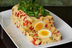 APERITIVE FESTIVE - Rețete Fel de Fel Antipasto, Romanian Food, Sushi, Appetizers, Eggs, Snacks, Breakfast, Ethnic Recipes, Party