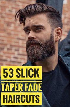 53 Slick Taper Fade Haircuts for Men Mens Taper Fade, Taper Fade Long Hair, Taper Fade Afro, Low Taper Fade Haircut, Boys Fade Haircut, Short Fade Haircut, Tapered Haircut, Undercut Fade, Mens Hairstyles Fade