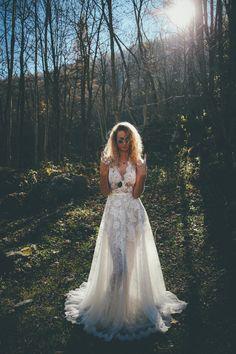Robe de mariée VERONE sur-mesure Manon GONTERO couturier-créateur collection 2016 Photos:Soulpics