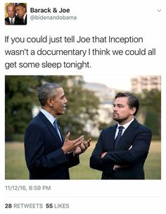 Funniest Memes of Biden and Obama Pranking Trump: Don't Discuss Titanic With Joe Joe And Obama, Obama And Biden, Joe Biden, Biden Obama Memes, Funny Quotes, Funny Memes, Jokes, Funniest Memes, Barack Obama