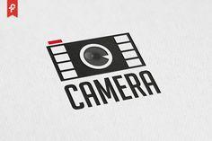 Camera Logo by ft.studio on Creative Market
