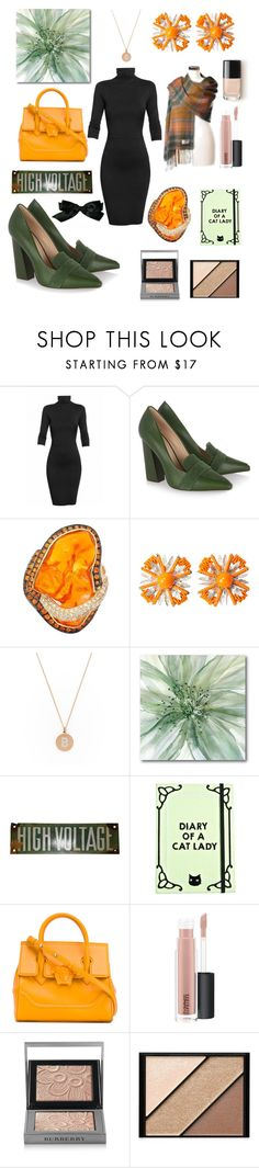 """Buchanan Tartan"" by slytherinemily ❤ liked on Polyvore featuring Undress, Tory Burch, Miriam Haskell, Nephora, Courtside Market, Valfré, Versace, MAC Cosmetics, Burberry and Elizabeth Arden"