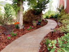 How to install paver walkway