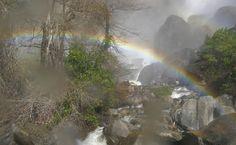 Yosemite, Lower Fall 2012