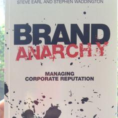 """@greenwellys - """"I got my copy of #brandanarchy yip-ee-yi-yay!"""""""