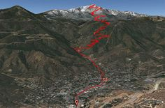 Pikes Peak Ascent & Marathon -