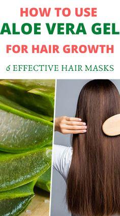 Tips for Hair Growth: How to use aloe vera gel for hair growth