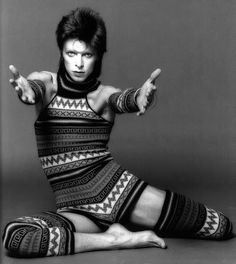 1000+ images about blood & glitter on Pinterest David bowie, Ziggy star...