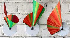 Israeli Design Studio Ve's 3D Clocks People's creativity never ceases to amaze me!