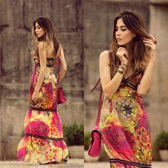 Get this look: http://lb.nu/look/6854850  More looks by Flávia Desgranges van der Linden: http://lb.nu/fashioncoolture  Items in this look:  Lafê Dress   #casual #chic #elegant