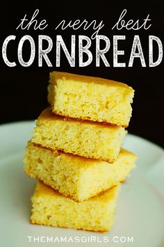 The Best Cornbread EVER! on MyRecipeMagic.com