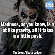 TDK Joker | Heath Ledger