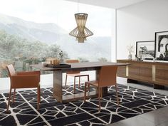 Offering ample storage in a classic silhouette, the recessed finger-pulls and adjustable German-engineered hardware of the Brixton Sideboard offer sleek and con