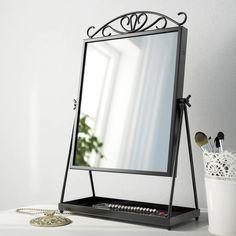 Ikea Mirror, Table Mirror, Mirrors, Plastic Foil, Ikea Pax, Standing Mirror, Hemnes, Window Cleaner, Malm