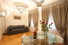 Da.Do House Roma Featuring free Wi-Fi, Da.Do House is located in Rome. It is 300 metres from the Tram 8 stop with links to Trastevere Train Station and the historic centre.  The air-conditioned apartment includes a seating area with sofa and flat-screen TV.