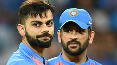 Test captain Virat Kohli pays an emotional tribute to the outgoing ODI skipper Mahendra Singh Dhoni.