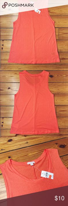 Orange GAP Tank Top Size M Orange GAP Tank Top Size M GAP Tops Tank Tops