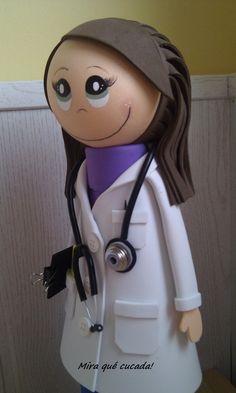 Fofucha doctora, Otros, Personalizados