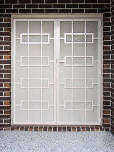 art nouveau security door - Google Search