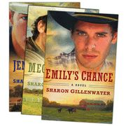 The Callahan's of Texas Series, Volumes 1-3  -              By: Sharon Gillenwater