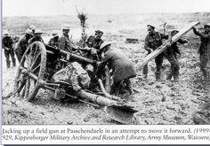 Passchendaele, 1917, 3rd Battle of Ypres.