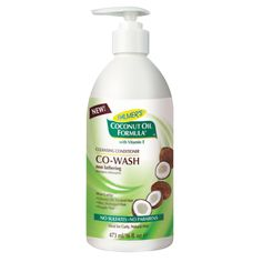 Palmer's Coconut Oil Formula Cleansing Conditioner Co-Wash -   Beauty by Zara