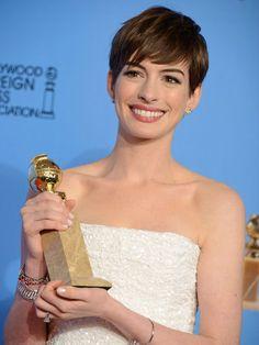アン・ハサウェイ(Anne Hathaway)、映画『レ・ミゼラブル』ファンテーヌ役起用に対してプロデューサー陣から反対を受けていたことを明かす
