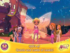 Winx Fairy School v2.1.0  Mod Money Apk Mod  Data http://www.faridgames.tk/2016/11/winx-fairy-school-v210-mod-money-apk.html
