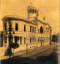 Instituto Geográfico e Histórico da Bahia após a construção.