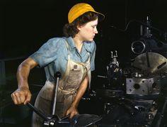 Fotos a color de la Segunda guerra Mundial