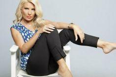 Τα σέξι ατυχήματα της Ελένης Μενεγάκη που «κόλασαν» την ελληνική τηλεόραση (Photos)