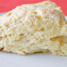 Vanilla Bean Scones Recipe | Key Ingredient