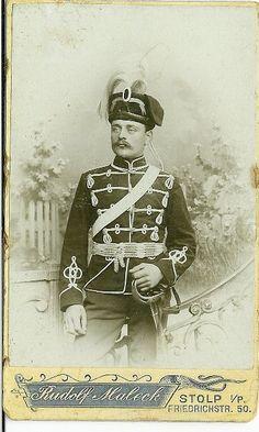 Stolper Husar ca 1890