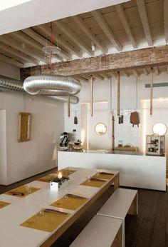 Archiplan Studio Rethinks the Intimate Italian Ristorante