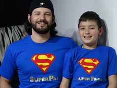 Super Pai ... Super Filho !!! By Silkstars