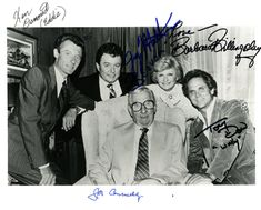 Ken Osmond, Jerry Mathers, Barbara Billingsley, Tony Dow, Joe Connelly