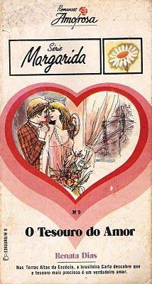 Clube Do Romance De Amor, Romances Amorosa e Romance Rebeca Blog: O Tesouro Do Amor - Renata Dias - Romances Amorosa...