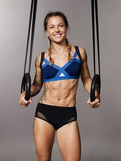 CrossFit Competitor Christmas Abbott Saved Herself With Fitness