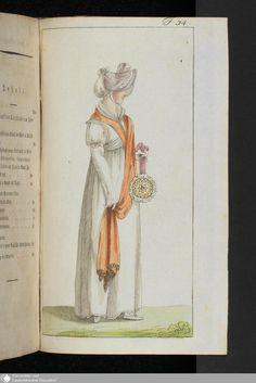 899 - Abschnitt - Journal des Luxus und der Moden - Seite - Digitale Sammlungen - Digitale Sammlungen