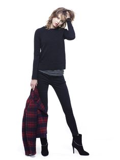 #DressNormal #GapFall2014 #LindseyWixson